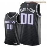 Camisetas Nike Sacramento Kings Willie Cauley Stein Negro Statement 2018