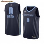 Camisetas Menphis Grizzlies De'Anthony Melton Marino Icon 2019-20