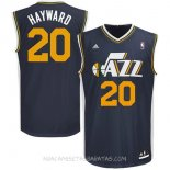 Camisetas Utah Jazz Gordon Hayward Azul