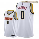 Camisetas Nike Denver Nuggets Isaiah Thomas Blanco Association 2018-2019