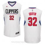 Camisetas L.A.Clippers Blake Griffin Blanco