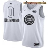 Camisetas 2018 All Star Andre Drummond Blanco
