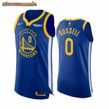 Camisetas NBA Nike Golden State Warriors D'Angelo Russell Azul Icon Edition