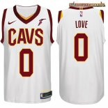 Camisetas Cleveland Cavaliers Kevin Love Blanco 2017-2018