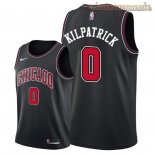 Camisetas Nike Chicago Bulls Sean Kilpatrick Negro Statement 2018
