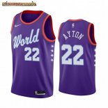 Camisetas 2020 All Star Deandre Ayton Purpura