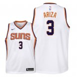Camisetas Niños Phoenix Suns Trevor Ariza Blanco Association 2018