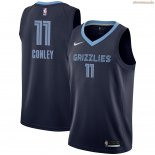 Camisetas Memphis Grizzlies Mike Conley Marino Icon 2018-2019