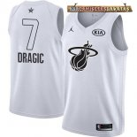 Camisetas 2018 All Star Goran Dragic Blanco